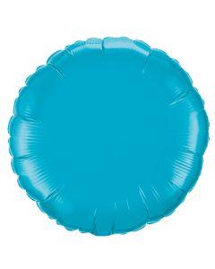 """18""""Turquoise Round"""