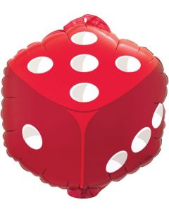 "18"" Dice Shape"