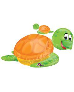 """31"""" Sea Turtle"""