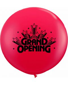 3' Grand Opening Red 1ct