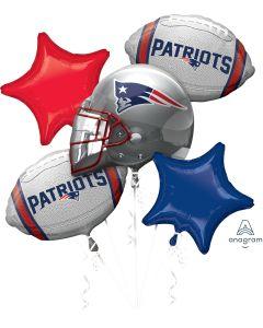 New England Patriots Bouquet