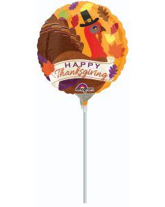 "9"" Festive Thanksgiving"