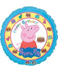 "18"" Peppa Pig Birthday"