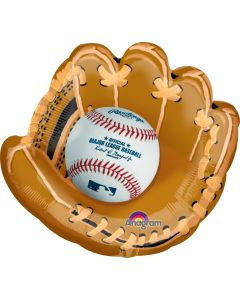 "25"" Major League Ball & Glove"