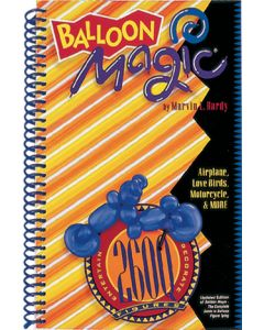 Balloon Magic 260Q Figures Book
