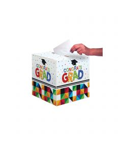 "12"" Grad Color Blocks Box"