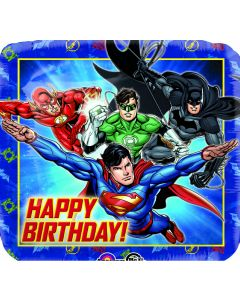 "18"" Justice League B'day"