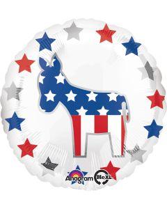 "18"" Patriotic Donkey"