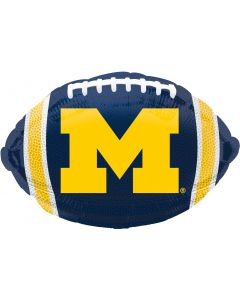 "18"" Univ of Michigan Football"