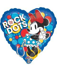 "18"" Minnie Mouse Rocks--"