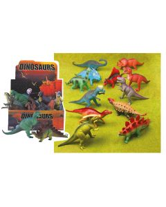 "9"" Dinosaur 1ct 12pc min."