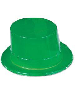 Green Plastic Topper
