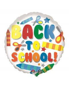 "18"" Back To School!"