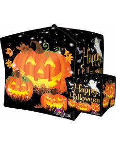 "15"" Happy Pumpkins Cubez--"