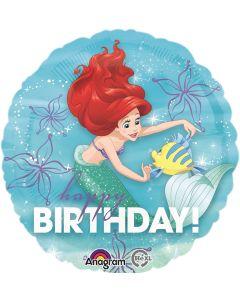 "18"" Little Mermaid B'day"