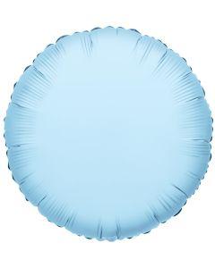 """18""""Baby Blue Round"""