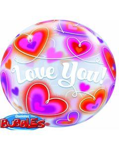"22"" Love Doodles-"