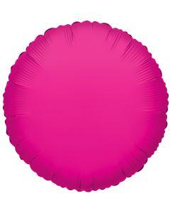 """18""""Hot Pink Round"""