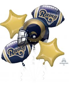 Los Angeles Rams Bouquet