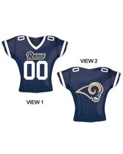 "21"" Los Angeles Rams Jersey"