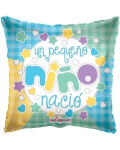 "9"" Un Pequeno Nino Nacio"