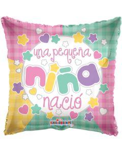 """9"""" Una Pequena Nina Nacio"""