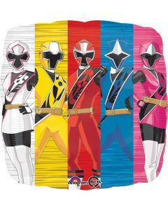 "18"" Power Rangers"