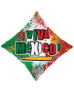 "18"" Viva Mexico"