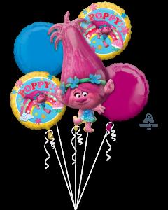 Trolls Poppy Bouquet