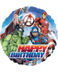 """18"""" The Avengers B'day"""