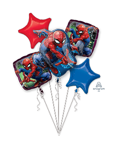 Spiderman Bouquet