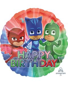 "18"" PJ Masks Birthday"