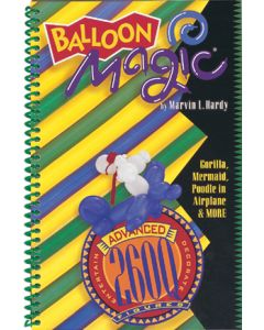 Balloon Magic Advanced 260Q Book