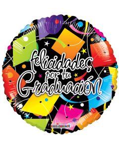 "18"" Felidades Graduacion!"