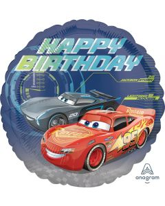 "18"" Cars 3 Birthday"
