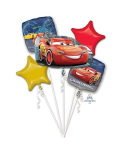 Lightning McQueen Bouquet