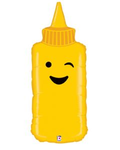 "35"" Mustard Bottle"