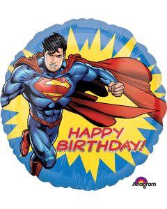 "18"" Superman Birthday--"