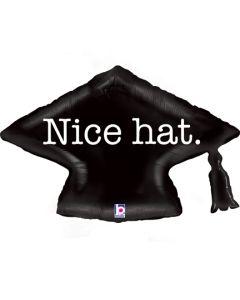 "31"" Nice Hat"