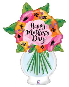 "37"" Mother's Day Flower Vase"