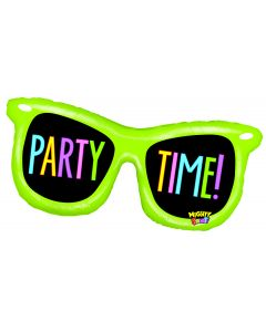 """38"""" Mighty Party Time Sunglasses"""