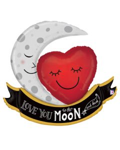 """42"""" Love You To The Moon"""