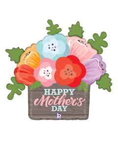 """32"""" Mother's Day Flower Tin"""