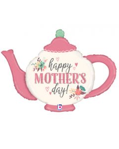 """32"""" Mother's Day Vintage Teapot"""