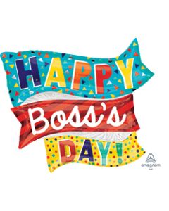 """32"""" Boss's Day Flags"""