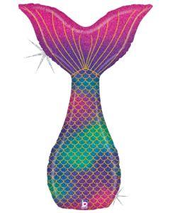 "46"" Glitter Mermaid Tail"