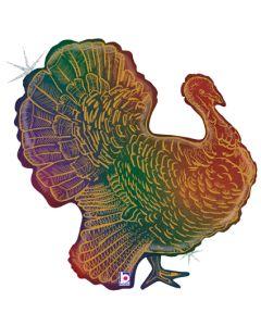 "31"" Glitter Turkey"
