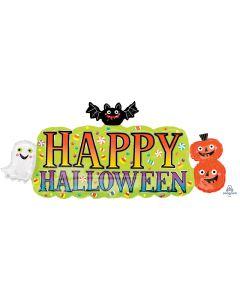 "36"" Halloween Banner"