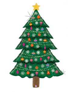 "60"" Glitter Christmas Tree"