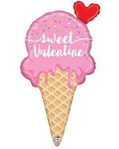 """35"""" Sweet Valentine Ice Cream"""